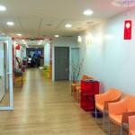 Centre Médical et Pôle d'Imagerie de l'Olivier couloir