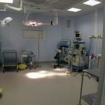 salle d'operation de chirurgie de la main