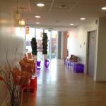 Salla d'attente du Centre Médical et Pôle d'Imagerie de l'Olivier